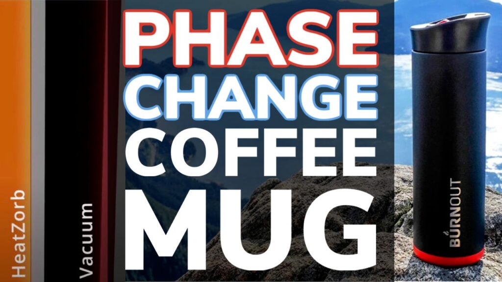 Phase Change Coffee Mug