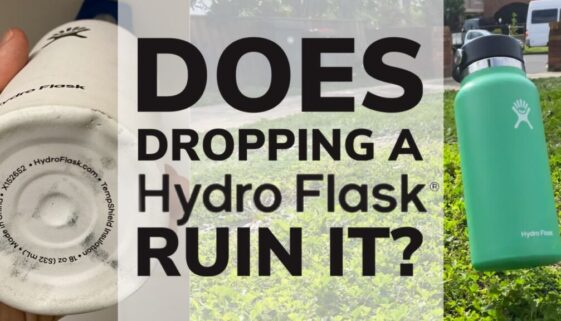 Does Dropping a Hydro Flask Ruin It?