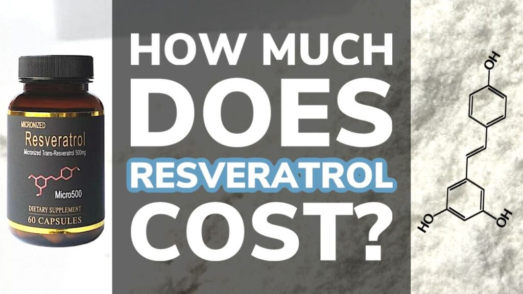 How Much Does Resveratrol
