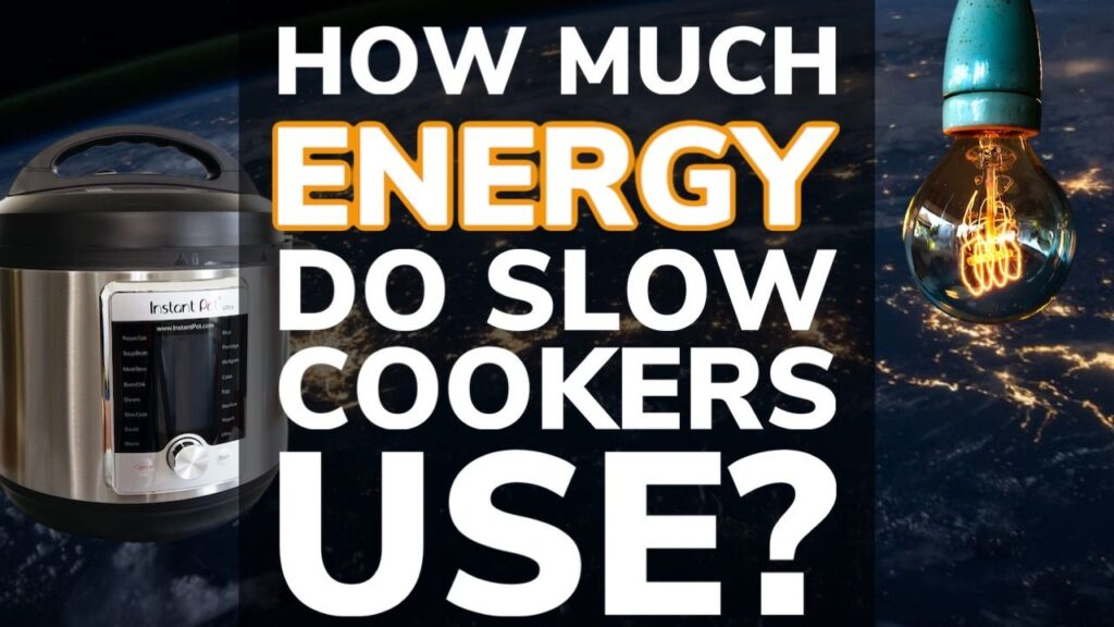 How Much Energy Do Slow Cookers Use?