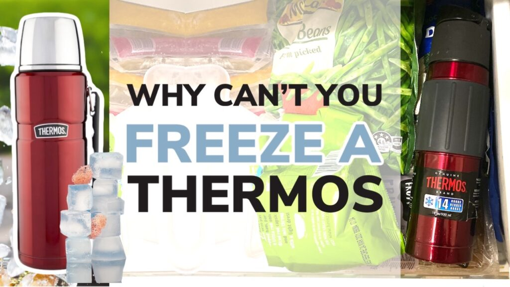 Why Can't You Freeze a Thermos Flask?