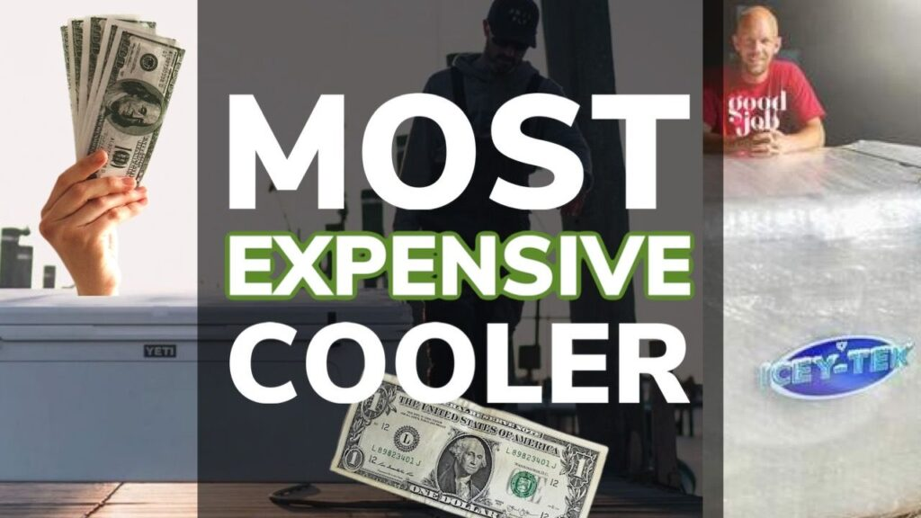 Most Expensive Cooler
