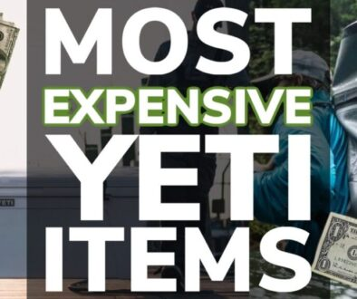 Most Expensive Yeti Items