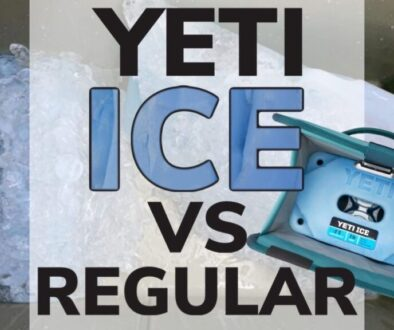 Yeti Ice vs Regular Ice