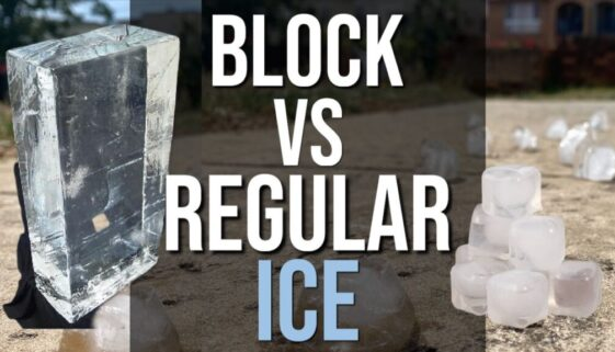 Does Block Ice Last Longer Than Regular Ice?
