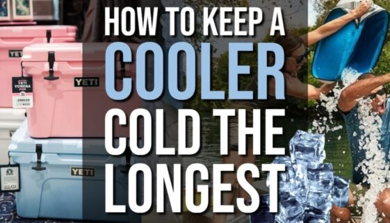 How To Keep a Cooler Cold The Longest