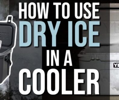 How To Use Dry Ice In a Cooler: Step-by-Step Guide
