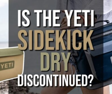 Is The Yeti Sidekick Dry Discontinued?
