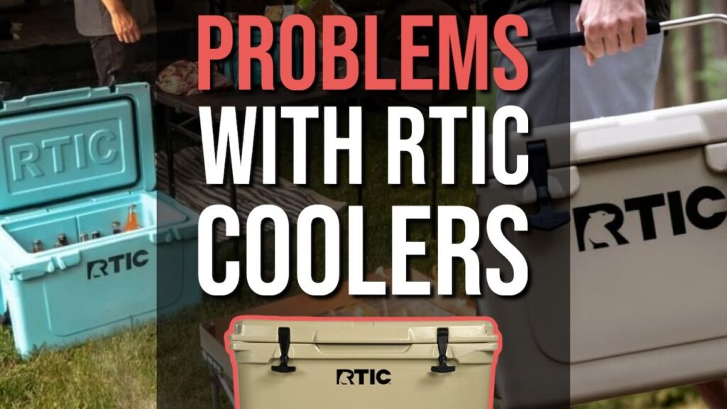 Problems with RTIC Coolers
